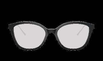 Prada Unisex Conceptual Pr 11vv Black Size: Standard