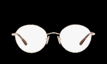Vogue Eyewear Unisex Vo4127 Gold Size: Standard