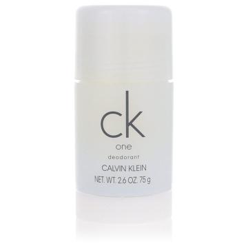 Ck One Deodorant by Calvin Klein 2.6 oz Deodorant Stick for Women