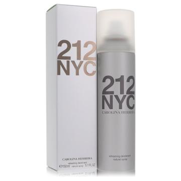 212 Deodorant by Carolina Herrera 5.1 oz Deodorant Spray for Women