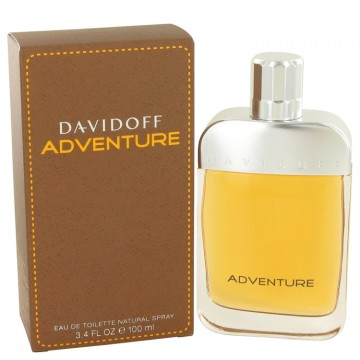 Davidoff Adventure Cologne by Davidoff 3.4 oz EDT Spay for Men
