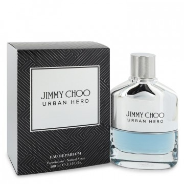 Jimmy Choo Urban Hero Cologne by Jimmy Choo 3.3 oz EDP