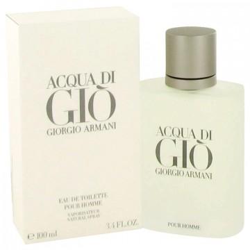 Acqua Di Gio Cologne by Giorgio Armani 3.3 oz EDT