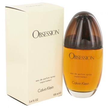 Obsession Perfume by Calvin Klein 3.4 oz EDP