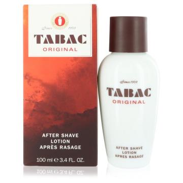 Tabac Shave by Maurer & Wirtz 3.4 oz After Shave Lotion for Men
