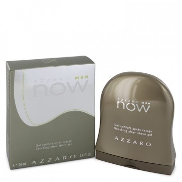 Azzaro Now Shave by Azzaro 3.4 oz After Shave Gel for Men