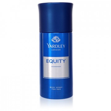 Yardley Equity Deodorant 5.1 oz Deodorant Spray for Men