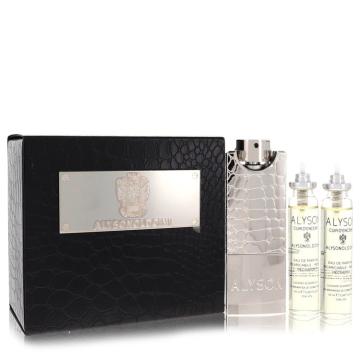 Cuir D'encens for Men, Gift Set (3 x 2.0 oz Esprit de Parfum Sprays)
