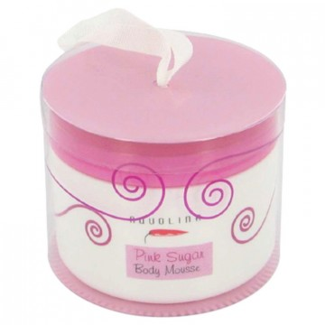 Pink Sugar Body Lotion by Aquolina 8.5 oz Body Mousse for Women
