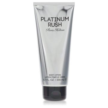Paris Hilton Platinum Rush Body Lotion 6.7 oz Body Lotion for Women