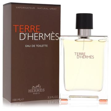 Terre D'Hermès Cologne 3.4 oz EDT Spray for Men