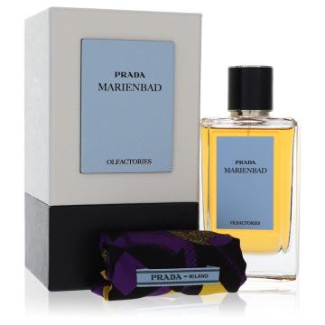 Prada Olfactories Marienbad Gift Set 3.4 oz EDP Spray with Gift Pouch (Unisex) for Men