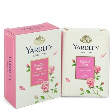 English Rose Yardley Soap 3.5 oz Luxury Soap for Women
