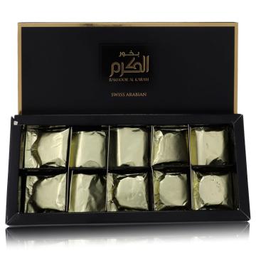 Swiss Arabian Bakhoor Al Karam Accessories 55 grams Bakhoor Incense (Unisex) for Men
