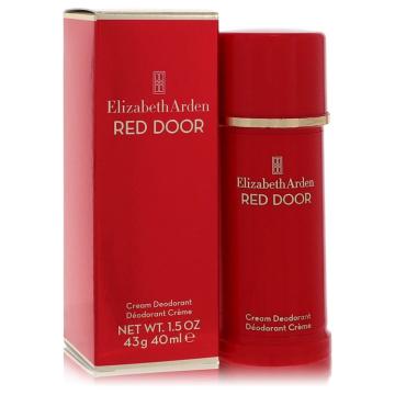 Red Door Deodorant by Elizabeth Arden 1.5 oz Deodorant Cream for Women
