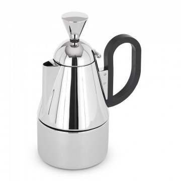Tom Dixon - Brew Stove Top Coffee Maker - Stainless Steel