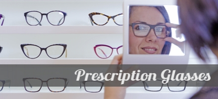 Stylish frames for precription glasses for women