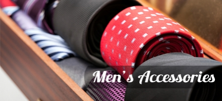 Essential Men's Accessories