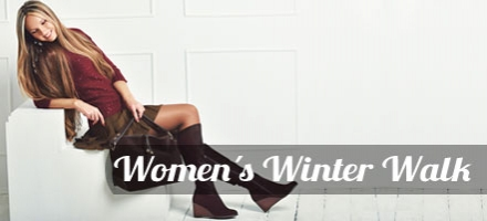 Warm and stylish women\'s boots for the winter