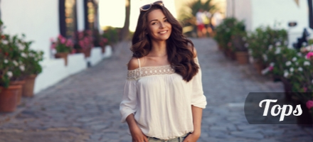 Essential Tops for every occassion for Women