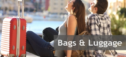 Bags & Luggage for travel, job and leisure.