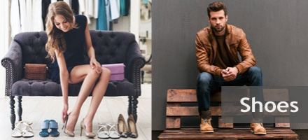 Shoe trends for Women and Men