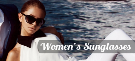 Sunglasses for women. The all-year-round accessory no. 1.